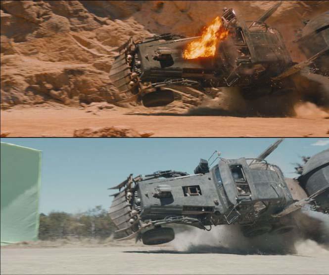 Τα ειδικά εφέ του «Mad Max: Fury Road» (26)