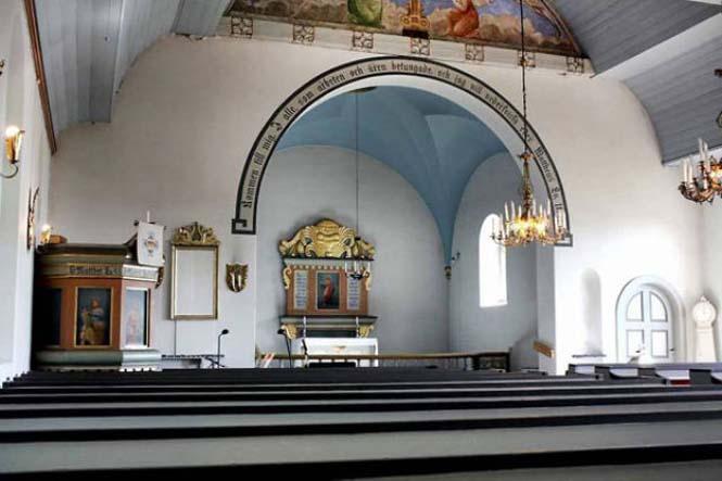 Εκκλησία στη Σουηδία μετατράπηκε σε σπίτι (2)