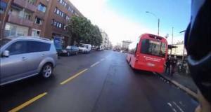 Ο επιβάτης λεωφορείου με την εξωπραγματική παρατηρητικότητα (Video)