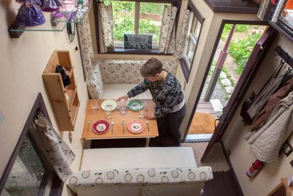 Γυναίκα κατασκεύασε μόνη της μια τροχοβίλα (6)