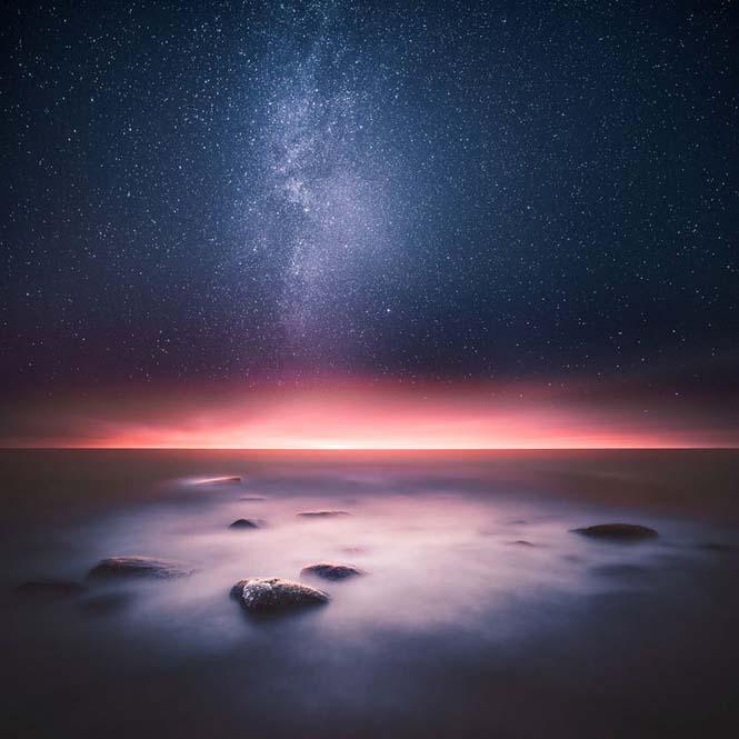Μαγευτικές νυχτερινές φωτογραφίες της Φινλανδίας από τον Mikko Lagerstedt (2)