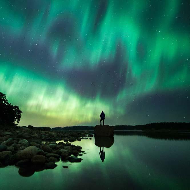 Μαγευτικές νυχτερινές φωτογραφίες της Φινλανδίας από τον Mikko Lagerstedt (5)