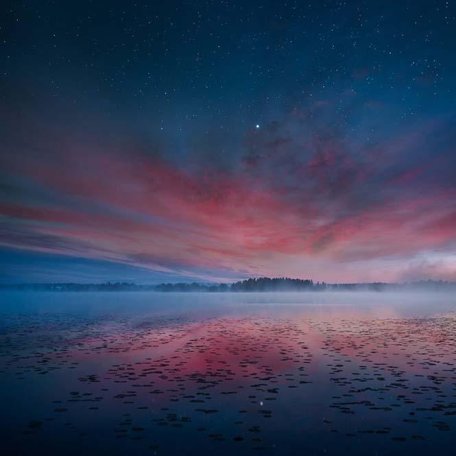Μαγευτικές νυχτερινές φωτογραφίες της Φινλανδίας από τον Mikko Lagerstedt (8)