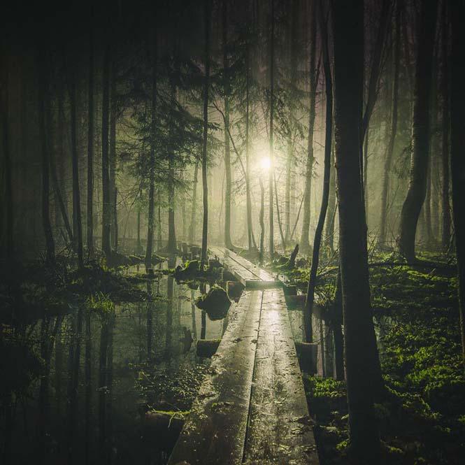 Μαγευτικές νυχτερινές φωτογραφίες της Φινλανδίας από τον Mikko Lagerstedt (9)