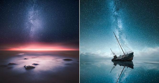 Μαγευτικές νυχτερινές φωτογραφίες της Φινλανδίας από τον Mikko Lagerstedt (1)