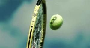 Πως αντιδρά μια μπάλα του τένις σε σερβίς με 228 χλμ/ώρα (Video)