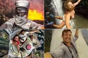 Οι πιο ριψοκίνδυνες selfies που τραβήχτηκαν μέχρι σήμερα