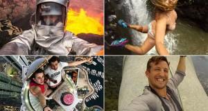 Οι πιο ριψοκίνδυνες selfies που τραβήχτηκαν μέχρι σήμερα (Video)