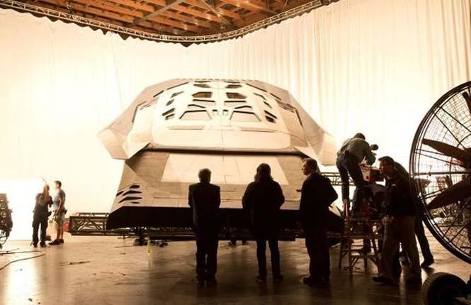 Παρασκήνια γυρισμάτων της ταινίας «Interstellar» (4)
