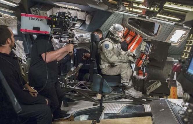 Παρασκήνια γυρισμάτων της ταινίας «Interstellar» (6)