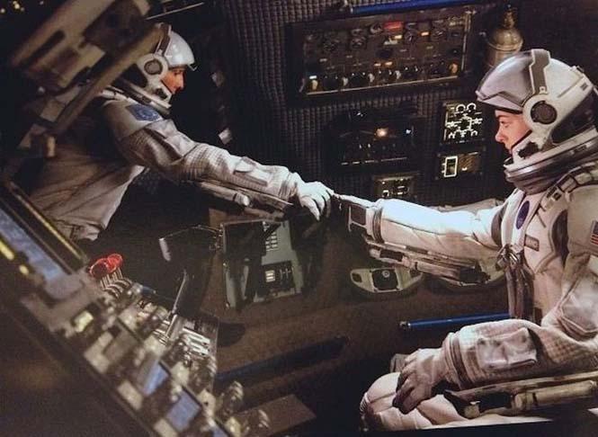 Παρασκήνια γυρισμάτων της ταινίας «Interstellar» (7)