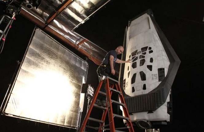 Παρασκήνια γυρισμάτων της ταινίας «Interstellar» (8)