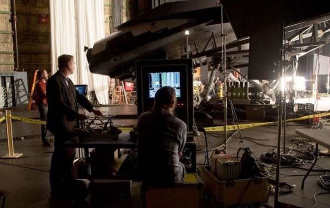 Παρασκήνια γυρισμάτων της ταινίας «Interstellar» (12)