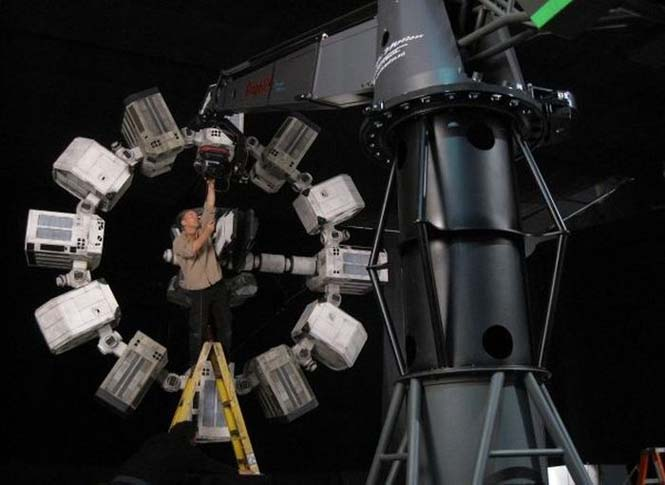Παρασκήνια γυρισμάτων της ταινίας «Interstellar» (17)