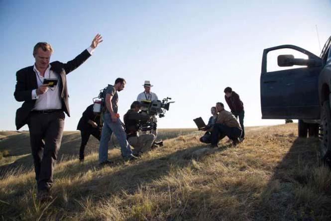 Παρασκήνια γυρισμάτων της ταινίας «Interstellar» (19)