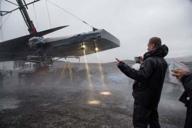 Παρασκήνια γυρισμάτων της ταινίας «Interstellar» (20)