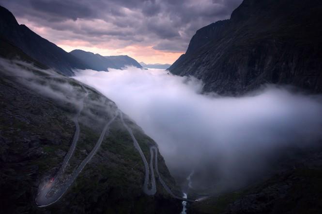 Ίσως ο πιο φημισμένος δρόμος στον κόσμο | Φωτογραφία της ημέρας