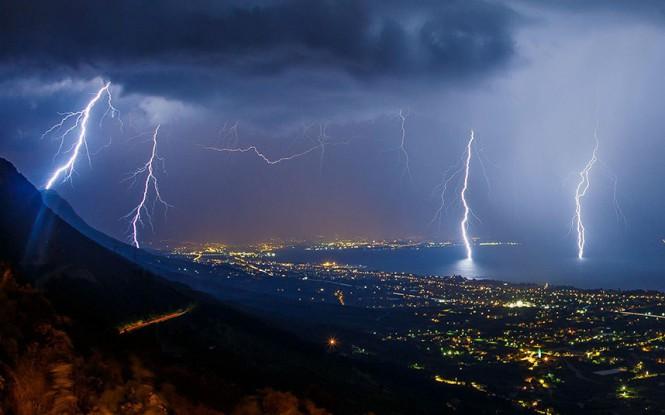 Καταιγίδα στην Αδριατική | Φωτογραφία της ημέρας