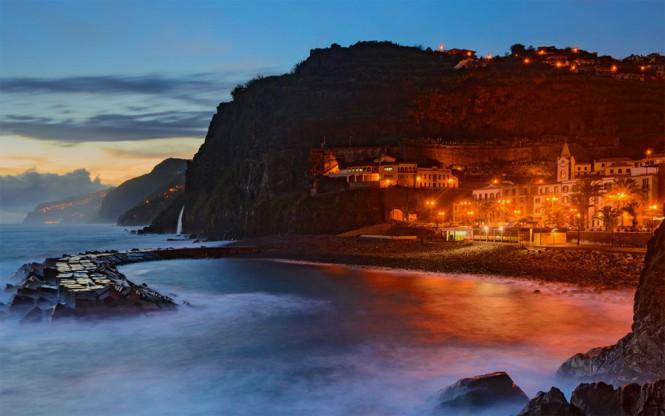 Το πανέμορφο νησί Μαδέιρα της Πορτογαλίας   Φωτογραφία της ημέρας