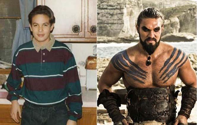 Πρωταγωνιστές Game of Thrones σε νεαρή ηλικία (3)