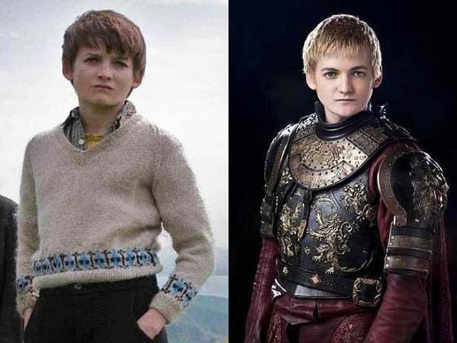 Πρωταγωνιστές Game of Thrones σε νεαρή ηλικία (4)