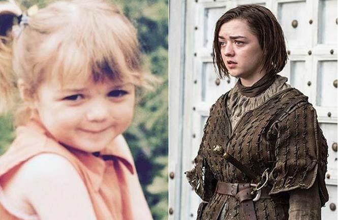 Πρωταγωνιστές Game of Thrones σε νεαρή ηλικία (8)