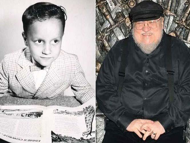 Πρωταγωνιστές Game of Thrones σε νεαρή ηλικία (12)