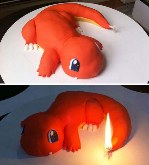 Πρωτότυπες τούρτες που θα λυπόσουν να κόψεις (4)