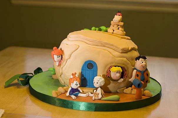 Πρωτότυπες τούρτες που θα λυπόσουν να κόψεις (7)