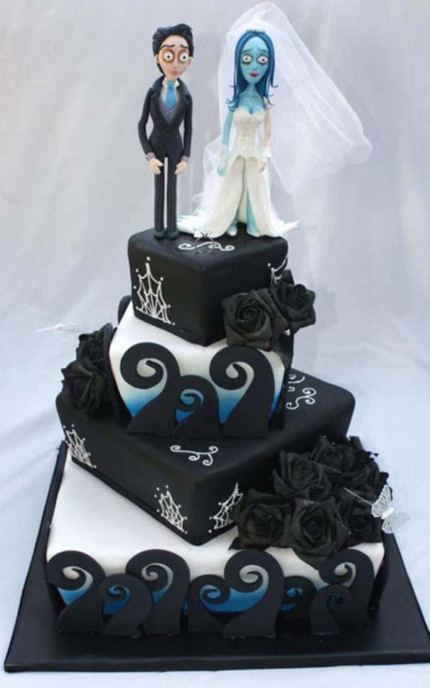Πρωτότυπες τούρτες που θα λυπόσουν να κόψεις (11)