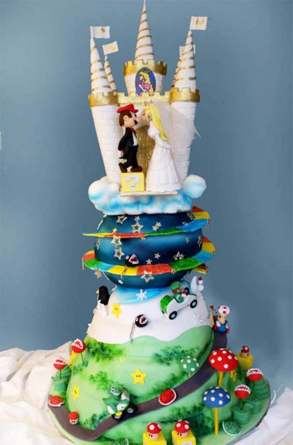 Πρωτότυπες τούρτες που θα λυπόσουν να κόψεις (14)