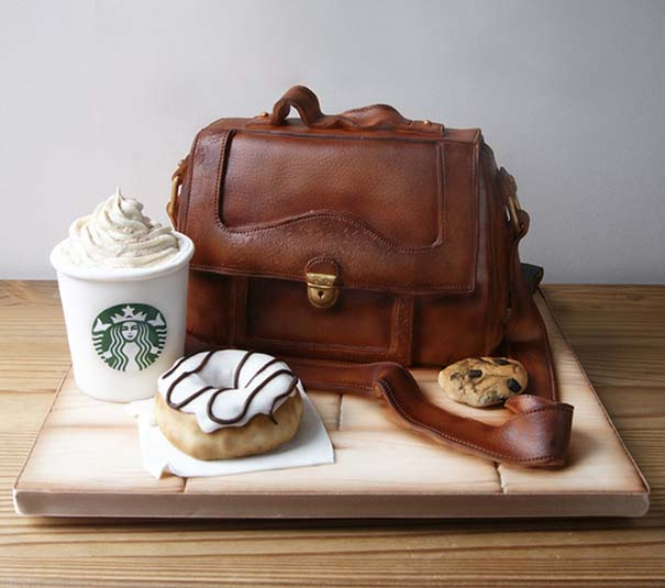 Πρωτότυπες τούρτες που θα λυπόσουν να κόψεις (22)
