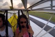 Αυτή η πτήση είχε τον πιο απρόσμενο λαθρεπιβάτη