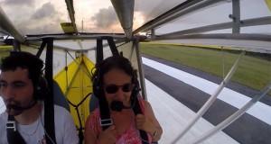Αυτή η πτήση είχε τον πιο απρόσμενο λαθρεπιβάτη (Video)
