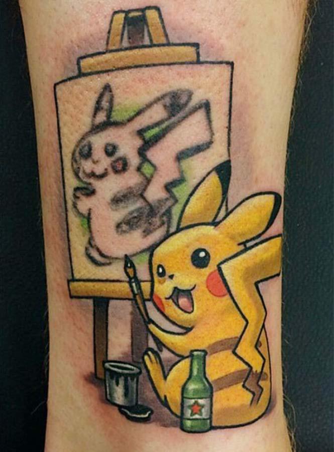 Πως να μετατρέψετε τον Pikachu σε Picasso (3)