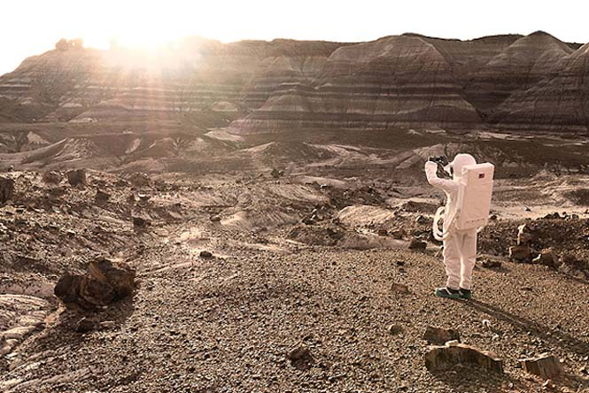 Πως θα έμοιαζε ο τουρισμός στον Άρη (5)