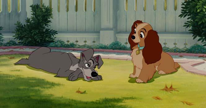 Πως θα ήταν τα ζώα της Disney αν είχαν την μορφή ανθρώπου (3)