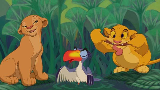 Πως θα ήταν τα ζώα της Disney αν είχαν την μορφή ανθρώπου (8)