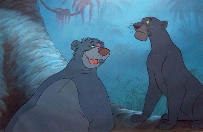 Πως θα ήταν τα ζώα της Disney αν είχαν την μορφή ανθρώπου (12)