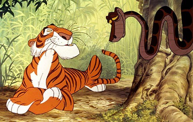 Πως θα ήταν τα ζώα της Disney αν είχαν την μορφή ανθρώπου (14)