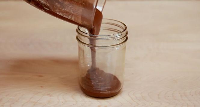 Σπιτική Nutella