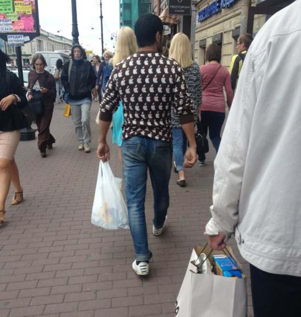 Στυλιστικές επιλογές στους δρόμους της Ρωσίας (2)