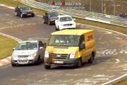 Τα πιο παράξενα οχήματα στην πίστα του Nurburgring