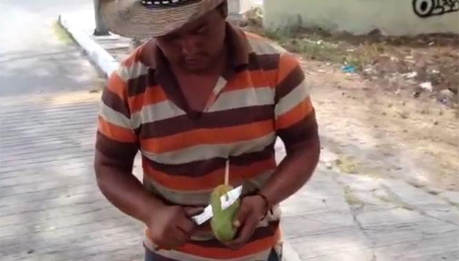 Ωραίος τρόπος για την κοπή μάνγκο