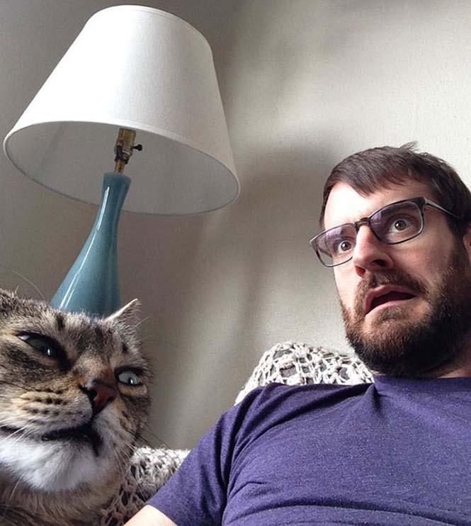 Ζώα που δεν γουστάρουν τις selfies (5)