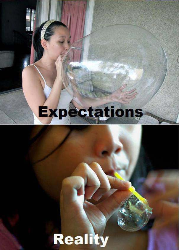 Όταν η ζωή καταστρέφει κάθε προσδοκία μας... (2)