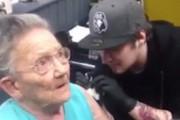 79χρονη το έσκασε από οίκο ευγηρίας για να κάνει τατουάζ (1)