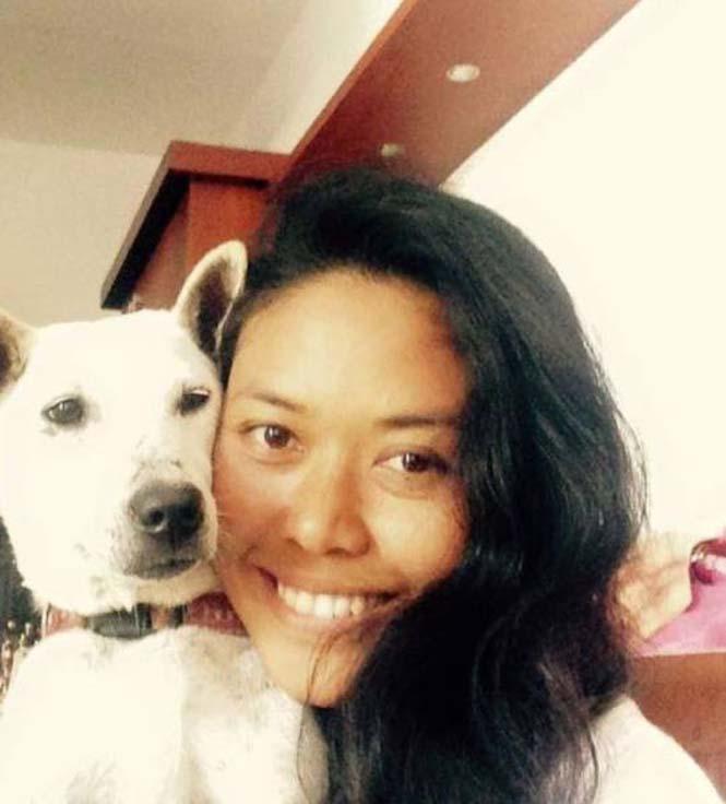 Το μόνο που χρειαζόταν αυτός ο αδέσποτος σκύλος ήταν αγάπη και φροντίδα (17)