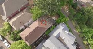 Η… απίστευτη διάσωση ενός drone (Video)