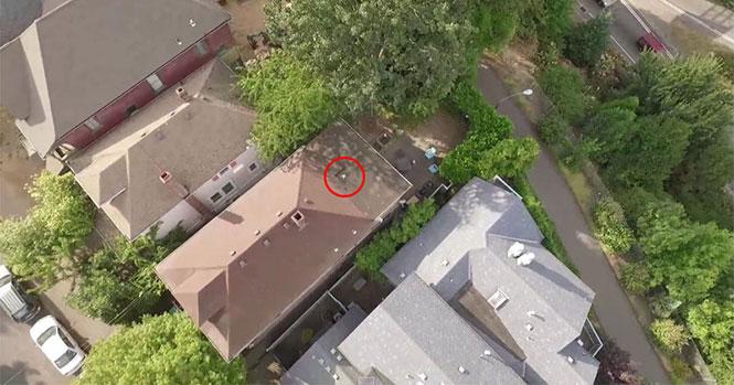 Απίστευτη διάσωση ενός drone